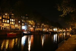 The night of Amsterdam 3 by Heurchon