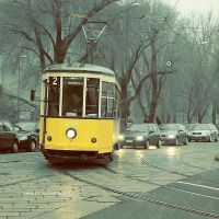 Last tram home by tgphotographer