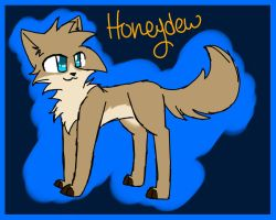 Honeydew o.o by Riaka-the-Cat