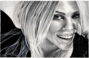 Billie Piper by jennieannie