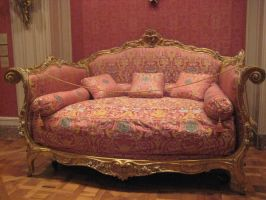 Royal sofa by minystock