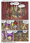 THE DECEPTIVE FOREST PAG1 (commission) by RUNNINGWOLF-MIRARI