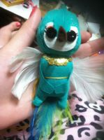 Baby Tooth plush ROTG Rise of the Guardians by KitsuneMagicJNC