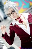 Meiko Shiraki - Prison School by TENinania