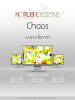 Chaos: Sunstorm by NoRushDesigns