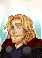 Thor by AninhaT-T