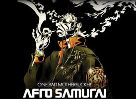 Afro Samurai by ShootingStar90