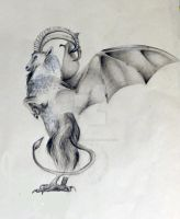 Jersey Devil by Thedarkdestroyer