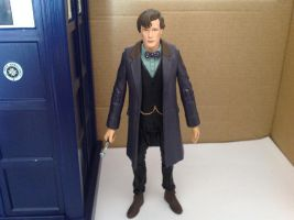 The Day Of The Doctor 11th Doctor by Thedoctor0011