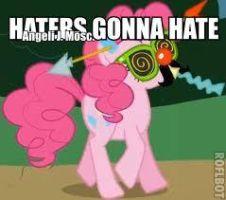 Pinkie Pie is like a BOSS! by AngeliLPS