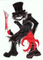 Inspired by Sweeney Todd by Nandah