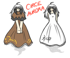 OC Refs - Circe by Sanone