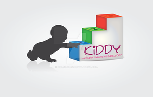 Logo Design For Kiddy123 by Pulse-7315