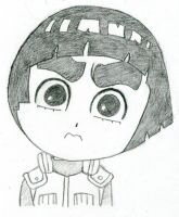 Rock Lee by Elanei