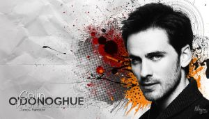 Colin O'Donoghue by Nhyms