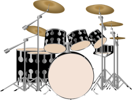 Drum Kit by ShimmerScroll