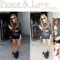 PeaceAndLove Action by PartyWithTheStars