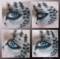 Snow leopard by Misty-AnGel
