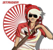 Strider by TheRedDeathBringer