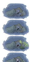 I Have the Worst Dog by hellcorpceo