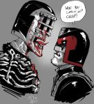 Dredd Death by UNiCOMICS-Chowkofsky