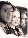 CSI Vegas 8x10 by chrisfurguson