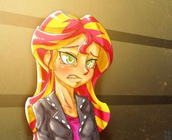 Shy Shimmer by mrs1989