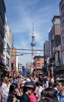 Skytree by MarcAndrePhoto
