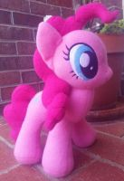 Pinkie Pie Plush v.2 by MintyStitch