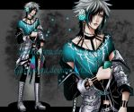 MALE ADOPT 67 [ Auction ] [ CLOSED ] by gattoshou