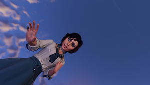 BioShock Infinite - can I go? by Nylah22