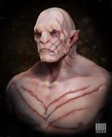 Azog by kawincfc