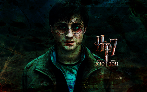 Forest Harry Deathly Hallows by suicidebyinsecticide