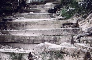 .Steps. by mysticmoon13