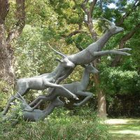 sculpture of by NaturesMate