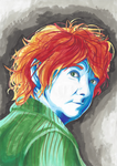 Bilbo Baggins Hot and Cold by mikiXtheXgreat