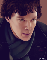 Sherlock by sugarpoultry