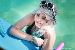 Pool Party Ashe by ShiVoodoo