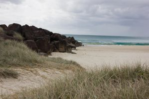 STOCK Coolangatta Beach 126 by fillyrox
