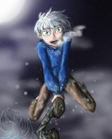 Jack Frost by HezuNeutral