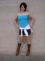 Jill Valentine by Trillian-Z