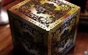 The DPE Hellraiser box by steelgohst