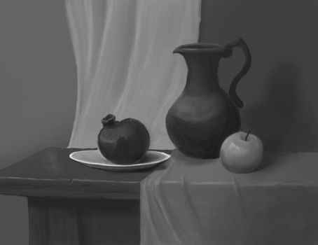 Still life one by rouswilliam