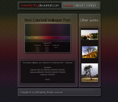 ColorWall - Web Interface by SpEEdyRoBy