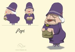 Concept - P. and T. - Pepi by mayec