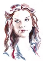 Rose of Tyrell by AnnAshley