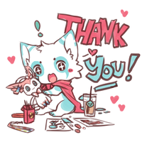 Thank You Everyone! by whispwill