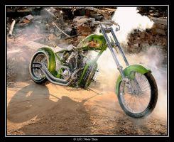 Custom Bikes by mrb24