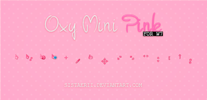 Oxi Mini Pink by sistaerii