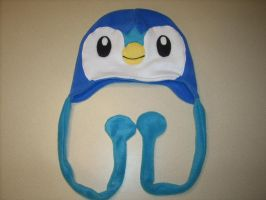 Piplup Hat by ChristopherDurdle